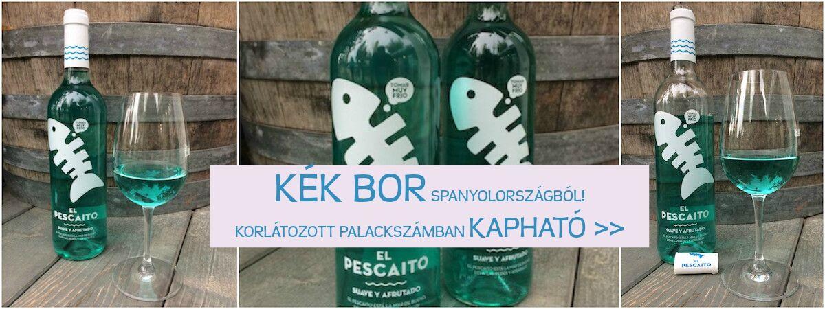 Kék bor
